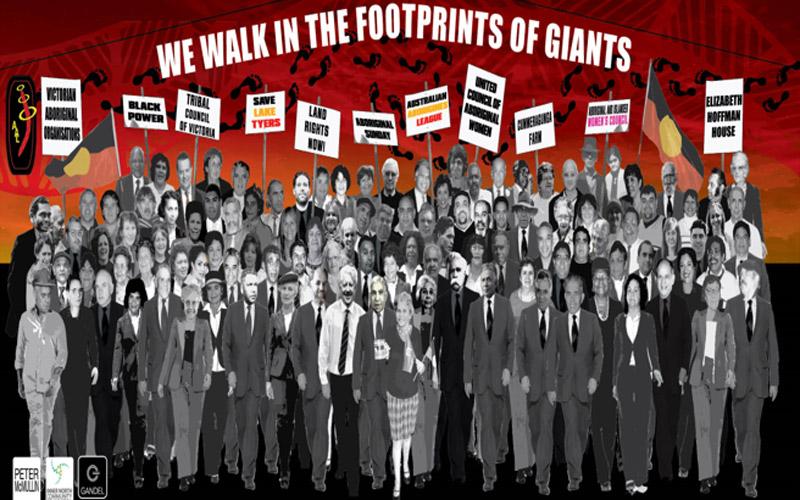We Walk in the Footprints of Giants